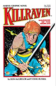 Marvel Graphic Novel #7: Killraven: Warrior of the Worlds