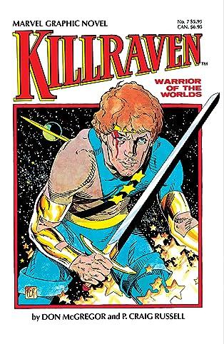 Marvel Graphic Novel #7: Killraven: Warrior of the Worlds
