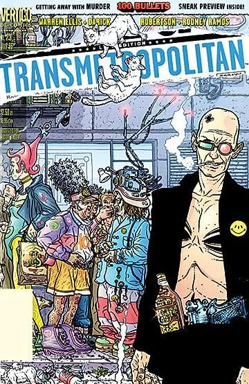 Transmetropolitan #23