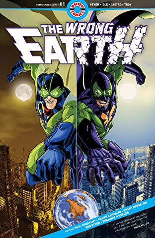 The Wrong Earth #1