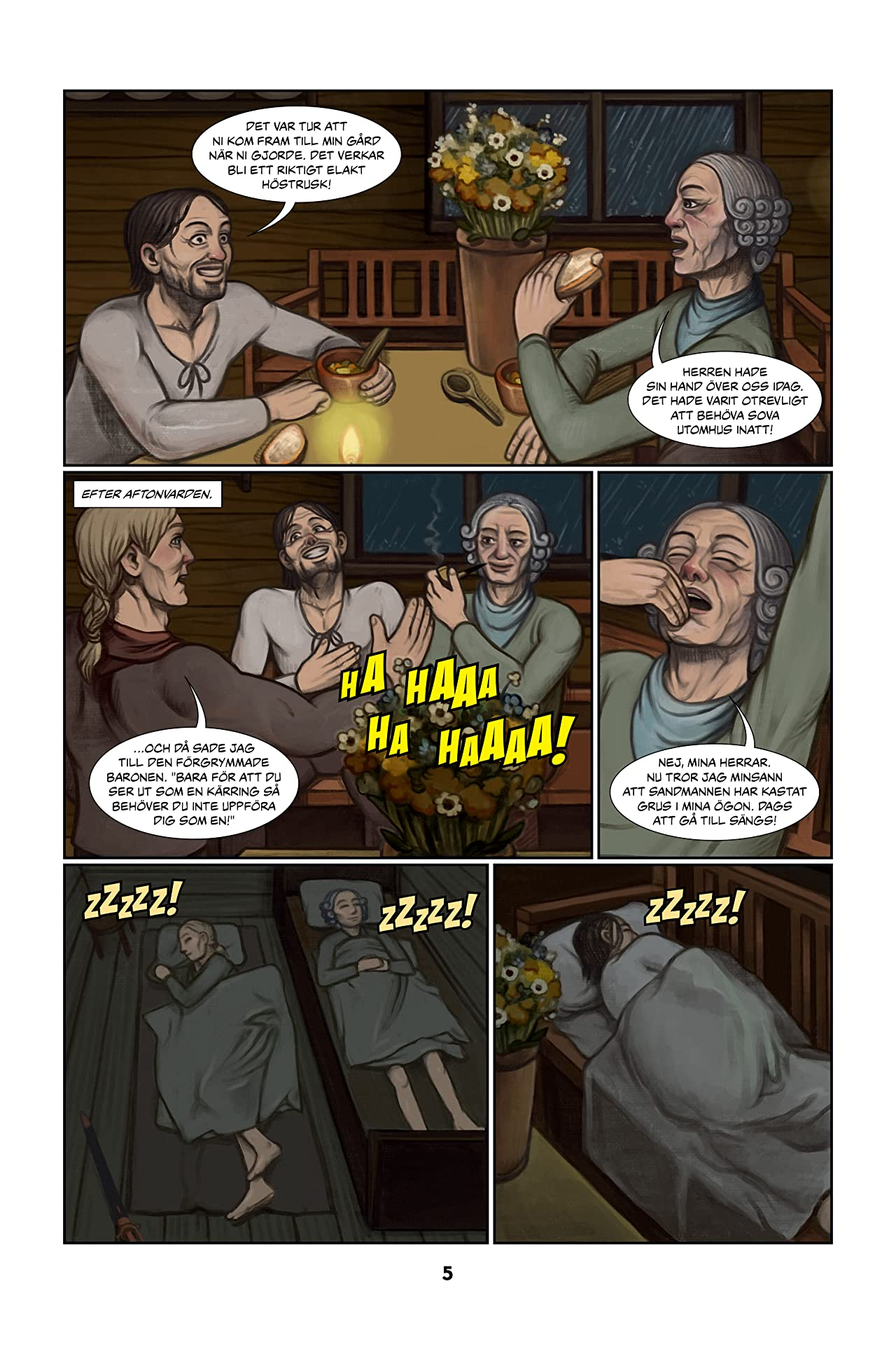 Karl Kämpe Äventyraren #3