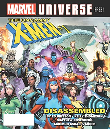 Marvel Universe Magazine Fall 2018