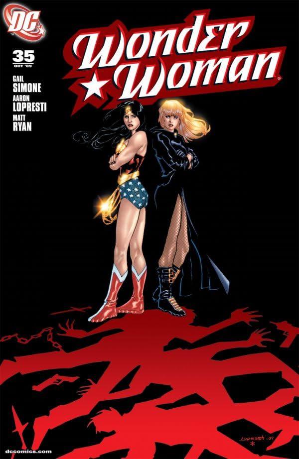 Wonder Woman (2006-2011) #35