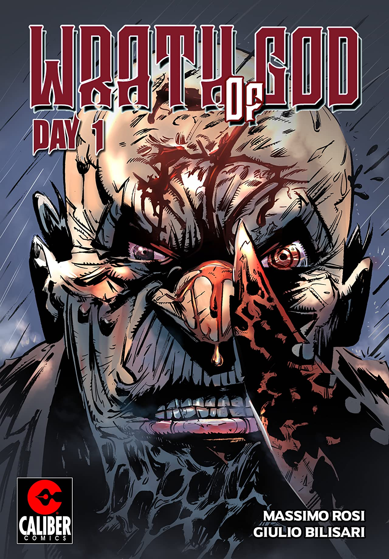 Wrath of God #1