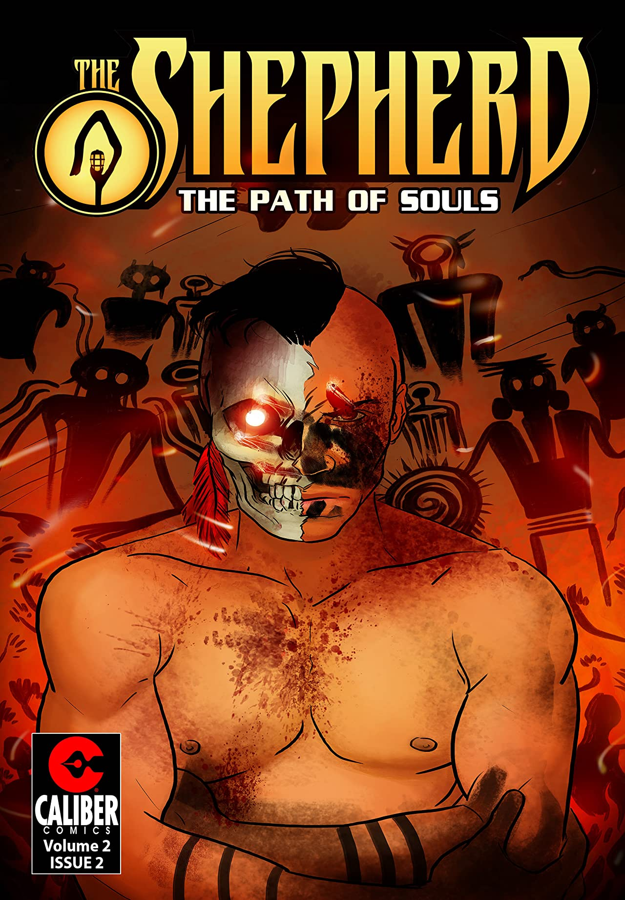 The Shepherd: Vol. 2: The Path of Souls #2