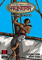 Legends of Aukera: The Ascendants #6