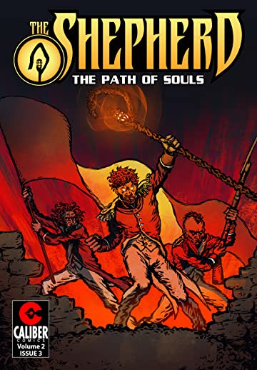 The Shepherd: Vol. 2: The Path of Souls #3