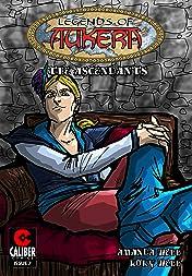 Legends of Aukera: The Ascendants #7