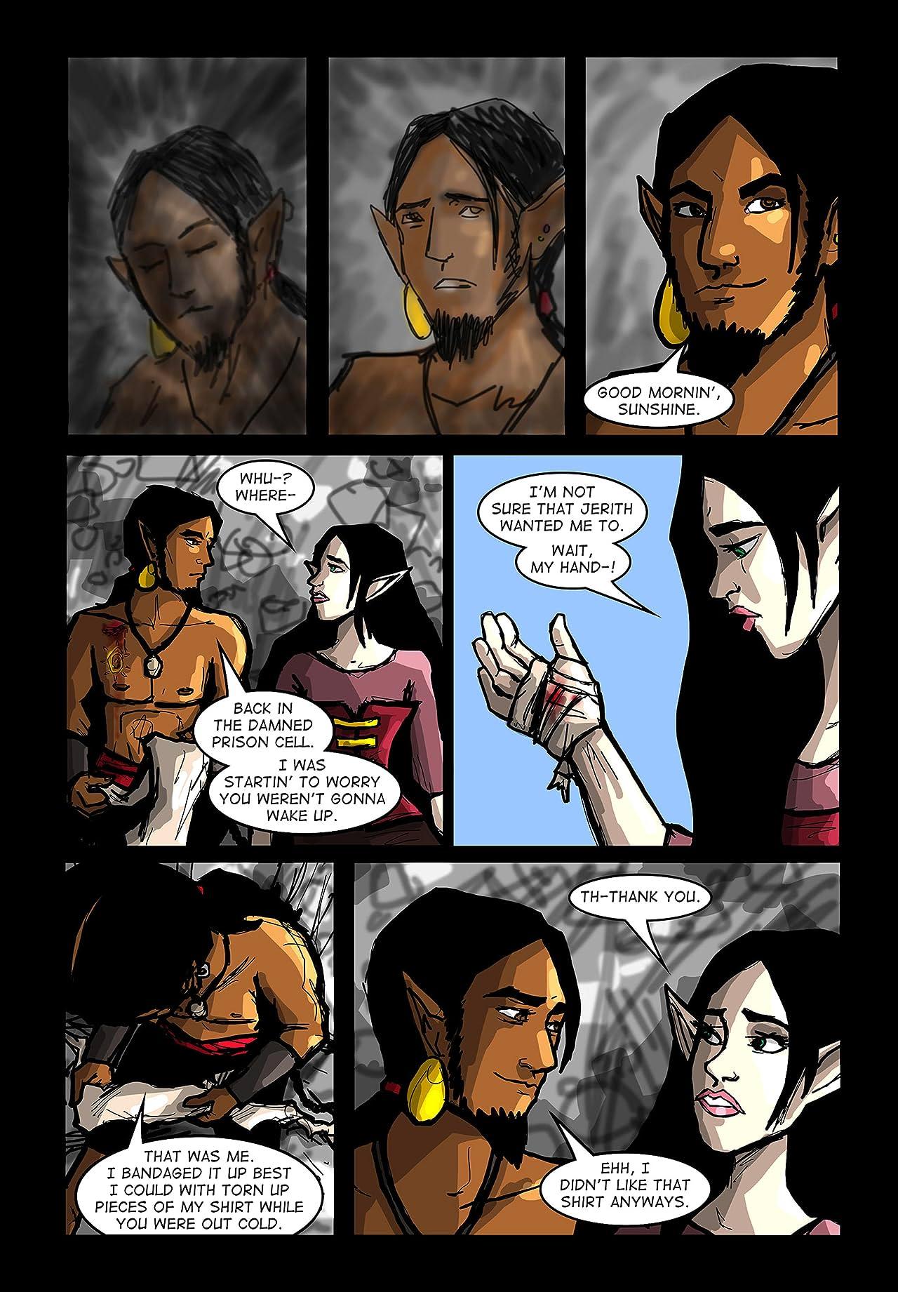 Legends of Aukera: The Ascendants #8