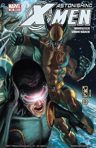 Astonishing X-Men (2004-2013) #25