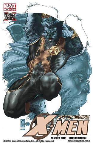 Astonishing X-Men (2004-2013) #26