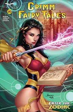 Grimm Fairy Tales Vol. 2 #20: Age of Camelot
