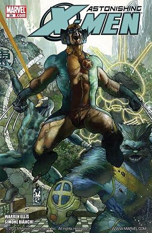 Astonishing X-Men (2004-2013) #28
