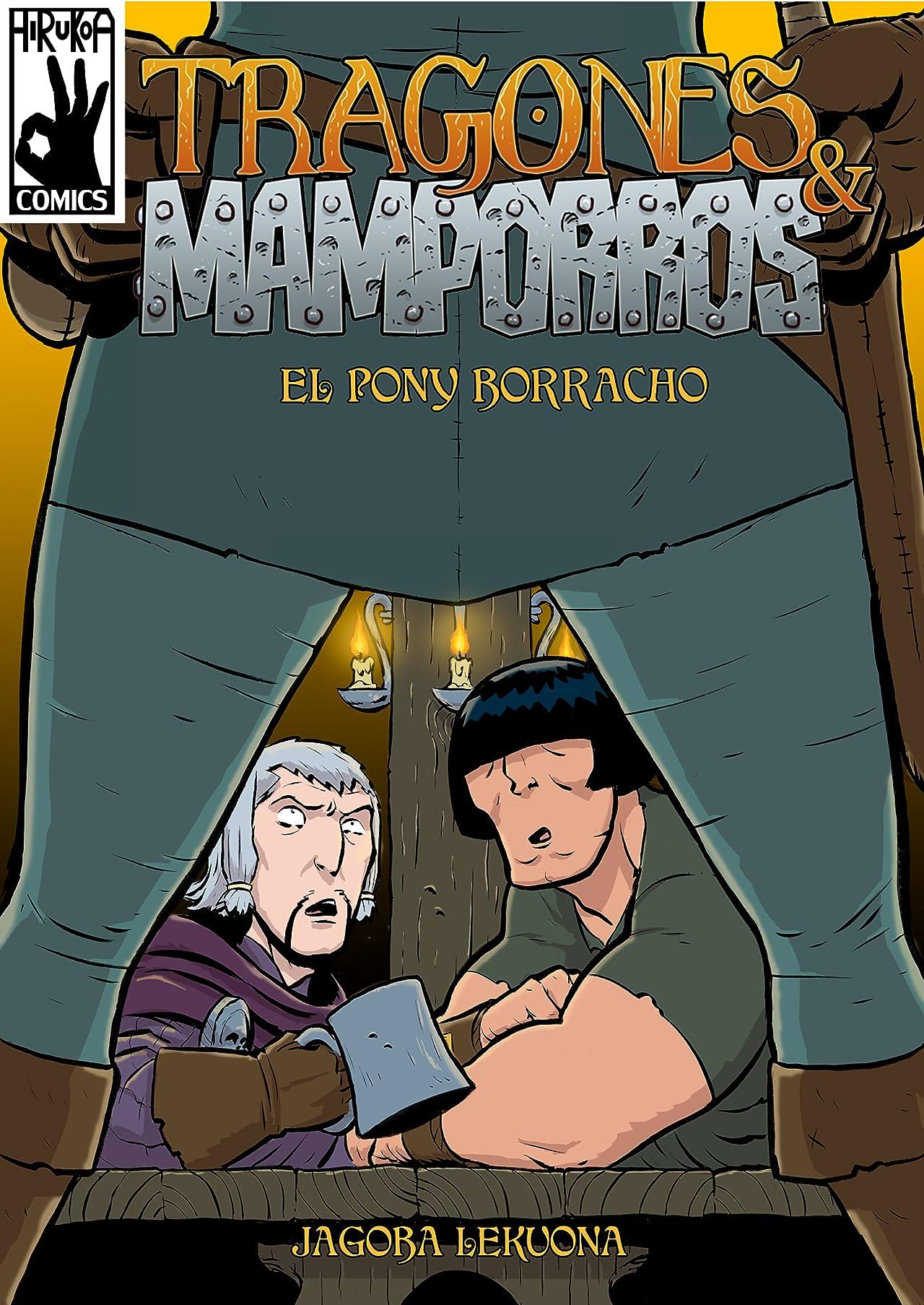 Tragones & Mamporros #2