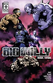 Big Willy Vol. 3: Seed: The Last Martian