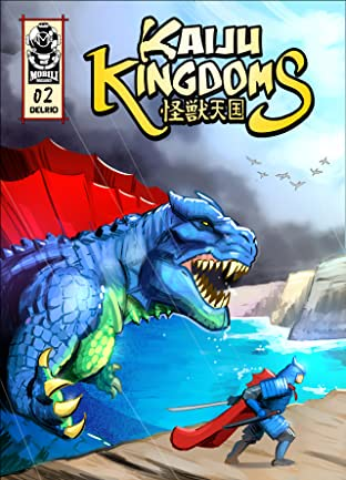 Kaiju Kingdoms No.2