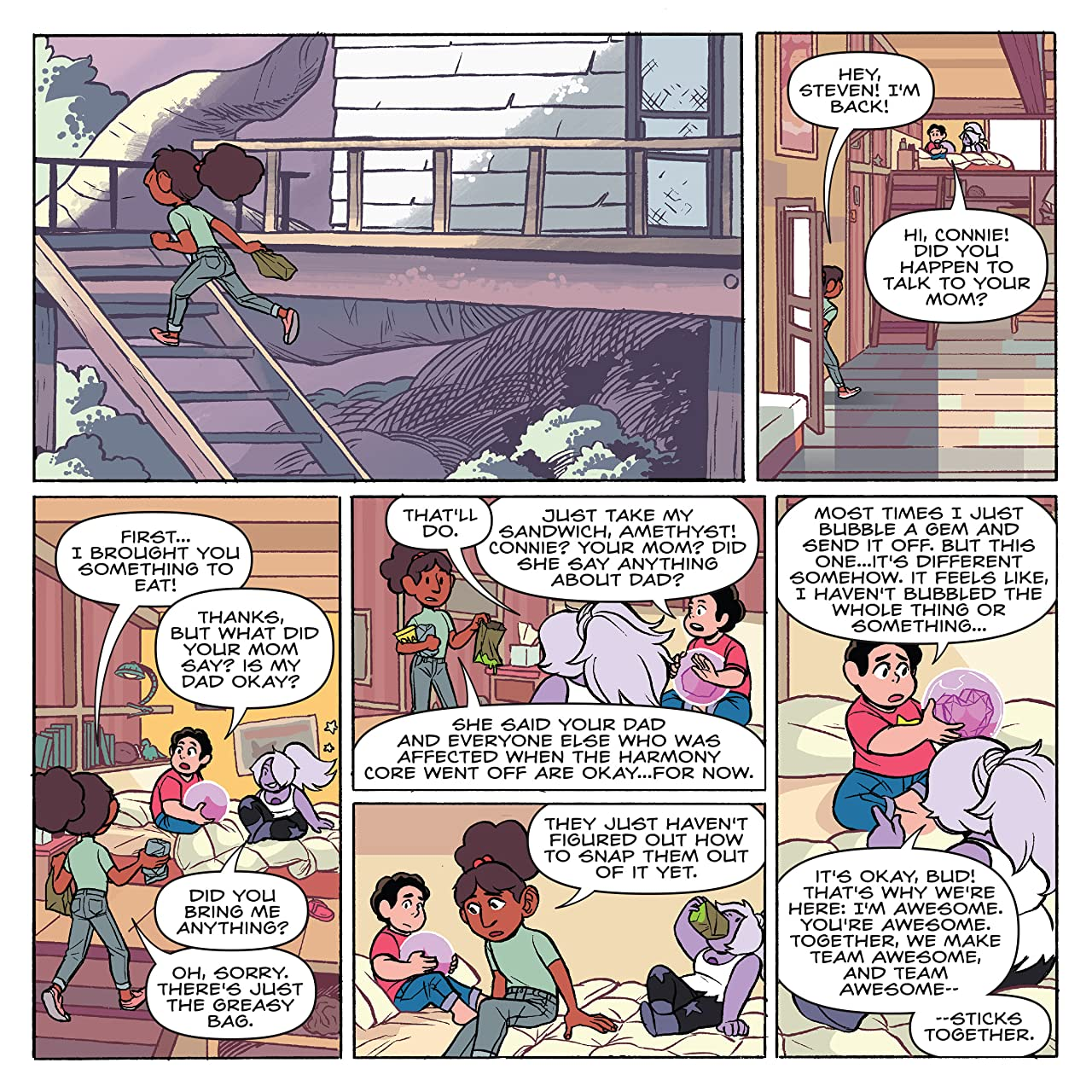 Steven Universe: Harmony #2