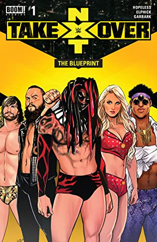 WWE: NXT Takeover: The Blueprint