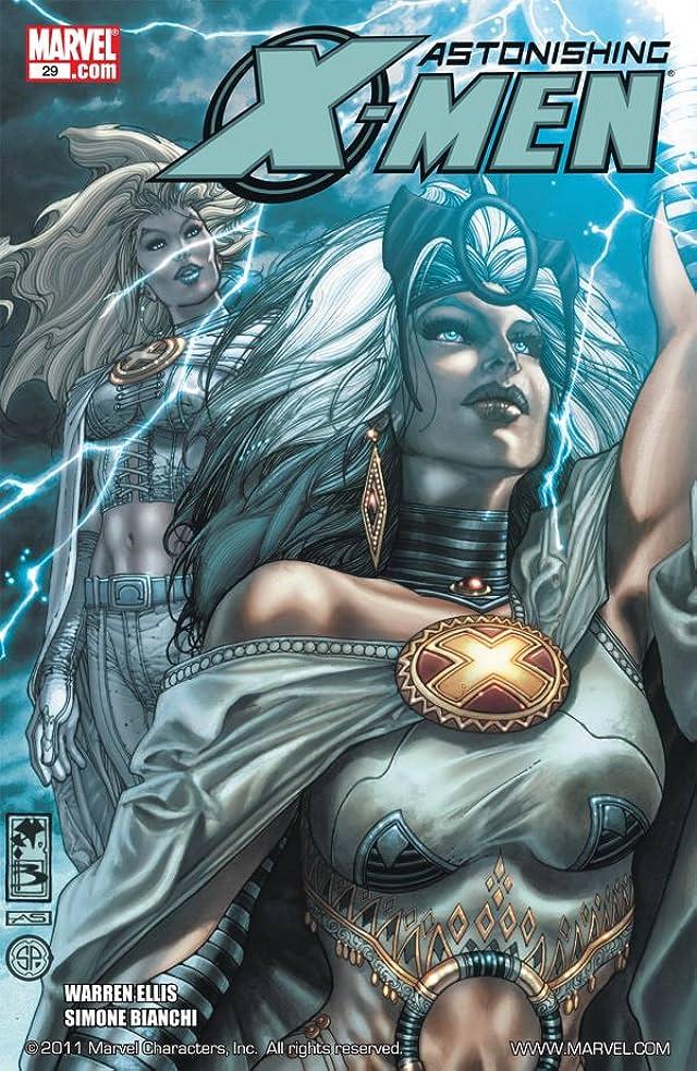 Astonishing X-Men (2004-2013) #29
