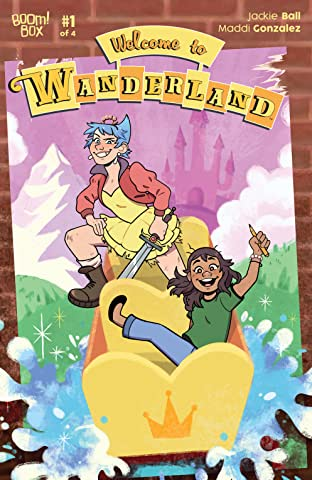 Welcome to Wanderland #1