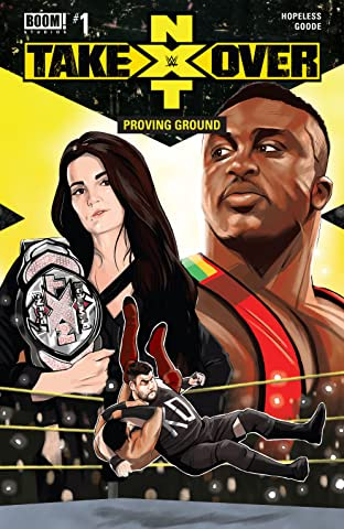 WWE: NXT Takeover: Proving Ground