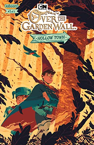 Over the Garden Wall: Hollow Town #1