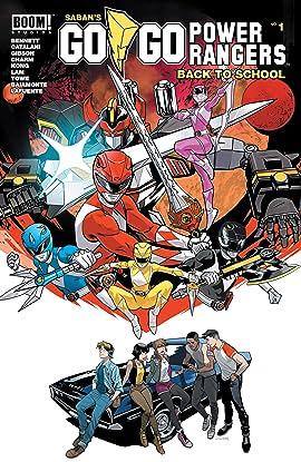 Saban's Go Go Power Rangers: Back to School