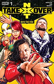 WWE: NXT Takeover: Into the Fire