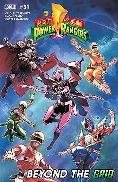 Mighty Morphin Power Rangers #31