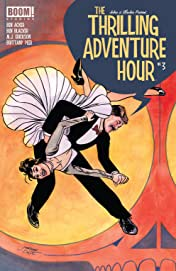 The Thrilling Adventure Hour (2018-) #3