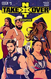 WWE: NXT Takeover: Redemption