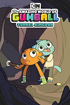 The Amazing World of Gumball: Tunnel Kingdom