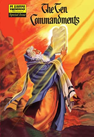 Classics Illustrated Special Issue No.135A: The Ten Commandments