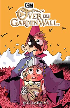 Over The Garden Wall (2016-) Vol. 5