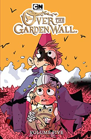 Over The Garden Wall (2016-) Tome 5