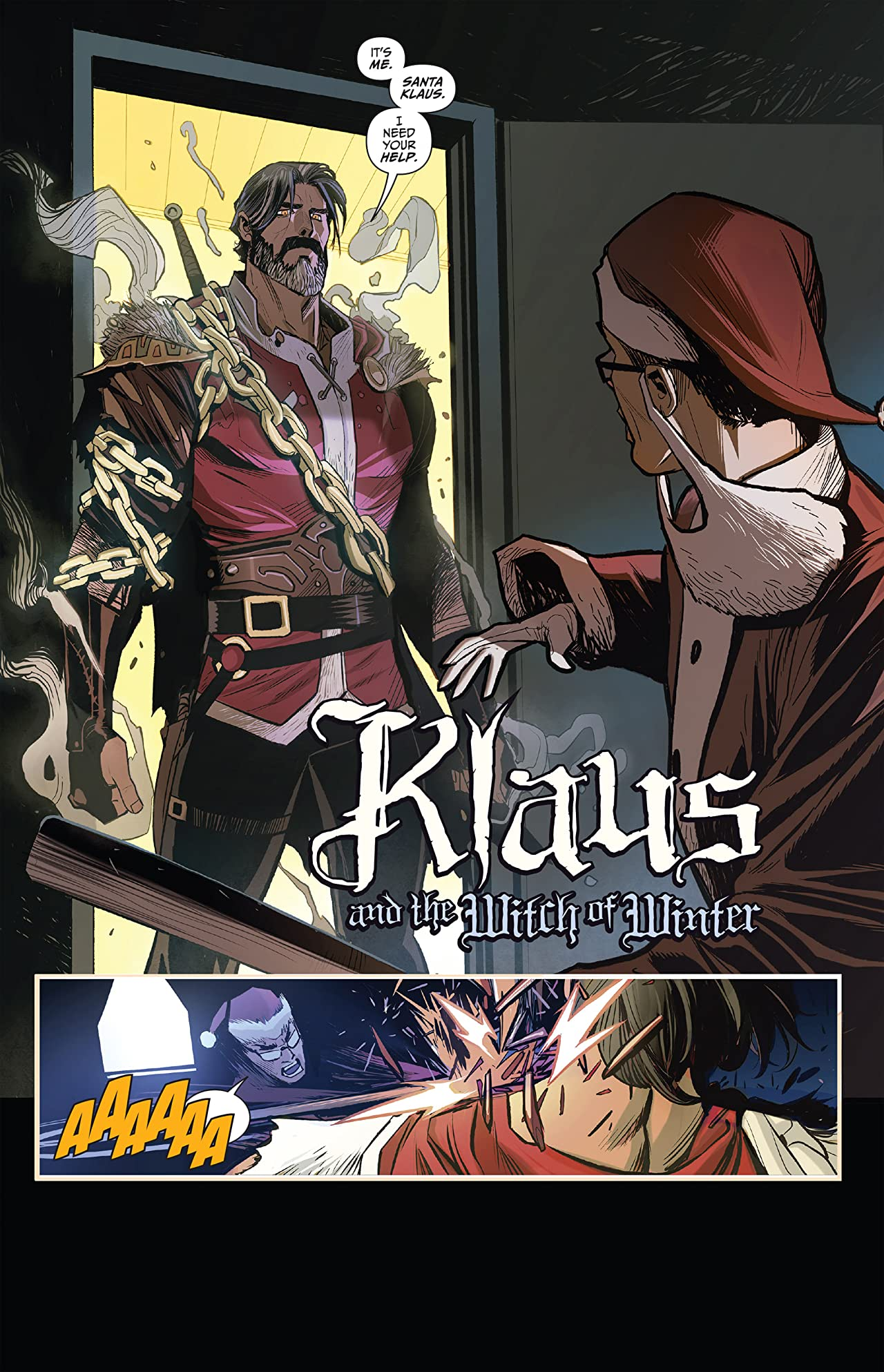 Klaus: The New Adventures of Santa Claus