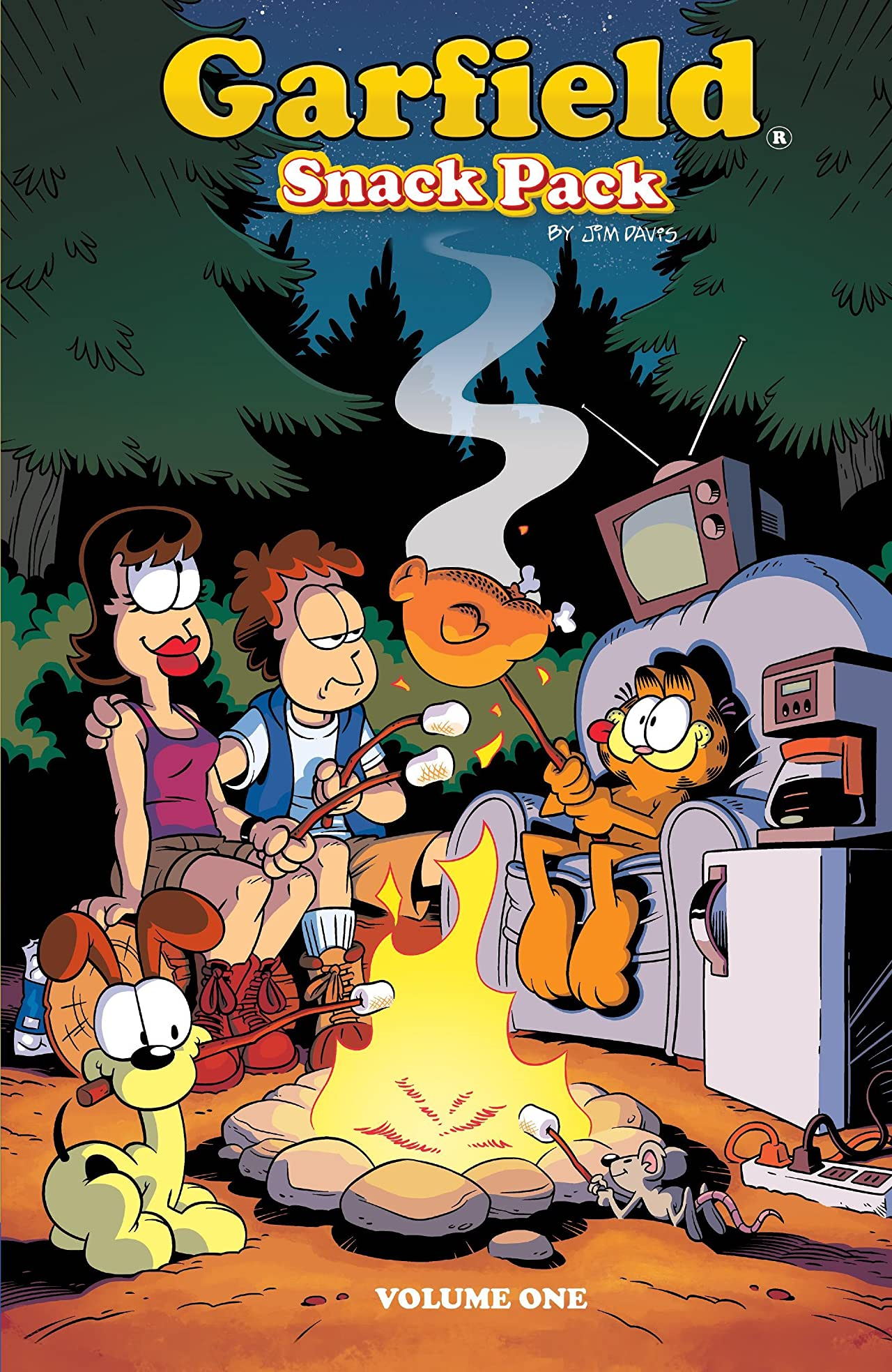 Garfield: Snack Pack Vol. 1