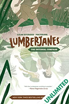 Lumberjanes: The Infernal Compass