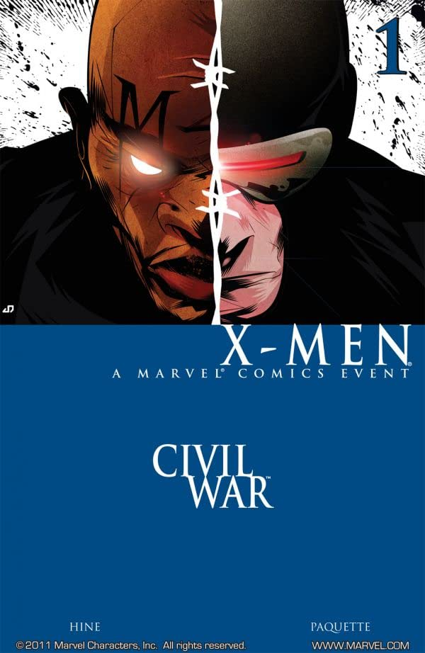 Civil War: X-Men #1 (of 4)