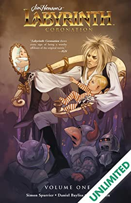 Jim Henson's Labyrinth: Coronation Vol. 1