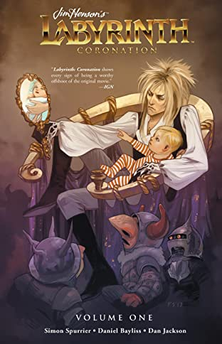 Jim Henson's Labyrinth: Coronation Tome 1