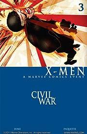 Civil War: X-Men #3 (of 4)