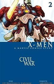 Civil War: X-Men #2 (of 4)