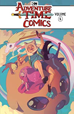 Adventure Time Comics Tome 6