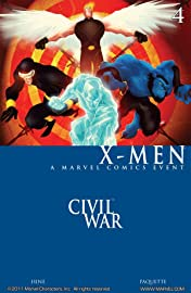 Civil War: X-Men #4 (of 4)