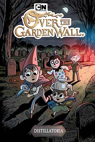 Over The Garden Wall: Distillatoria