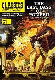 Classics Illustrated #35: Last Days of Pompeii
