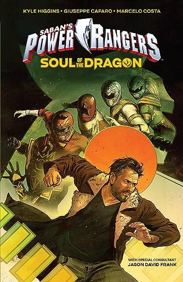 Saban's Power Rangers Original Graphic Novel: Soul of the Dragon