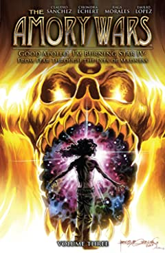 The Amory Wars: Good Apollo, I'm Burning Star IV Vol. 3