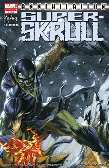 Annihilation: Super Skrull #4